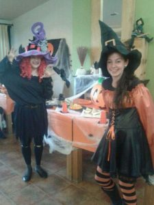 Fiesta temática helloween