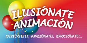 Logotipo Ilusionate Animación